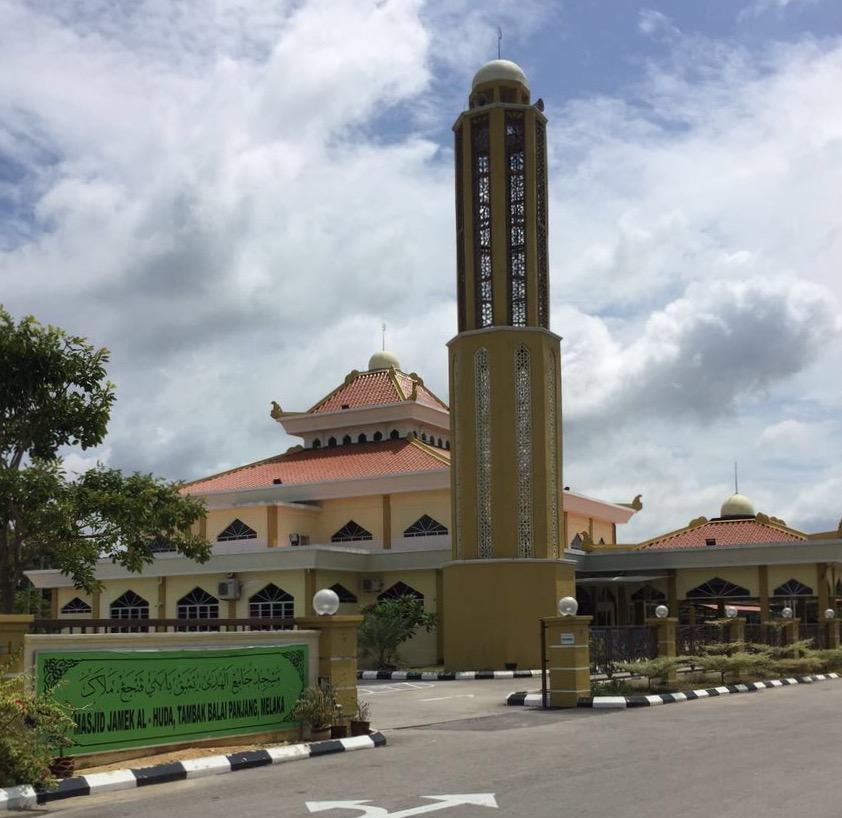 Masjid Jamek, Balai Panjang, Melaka