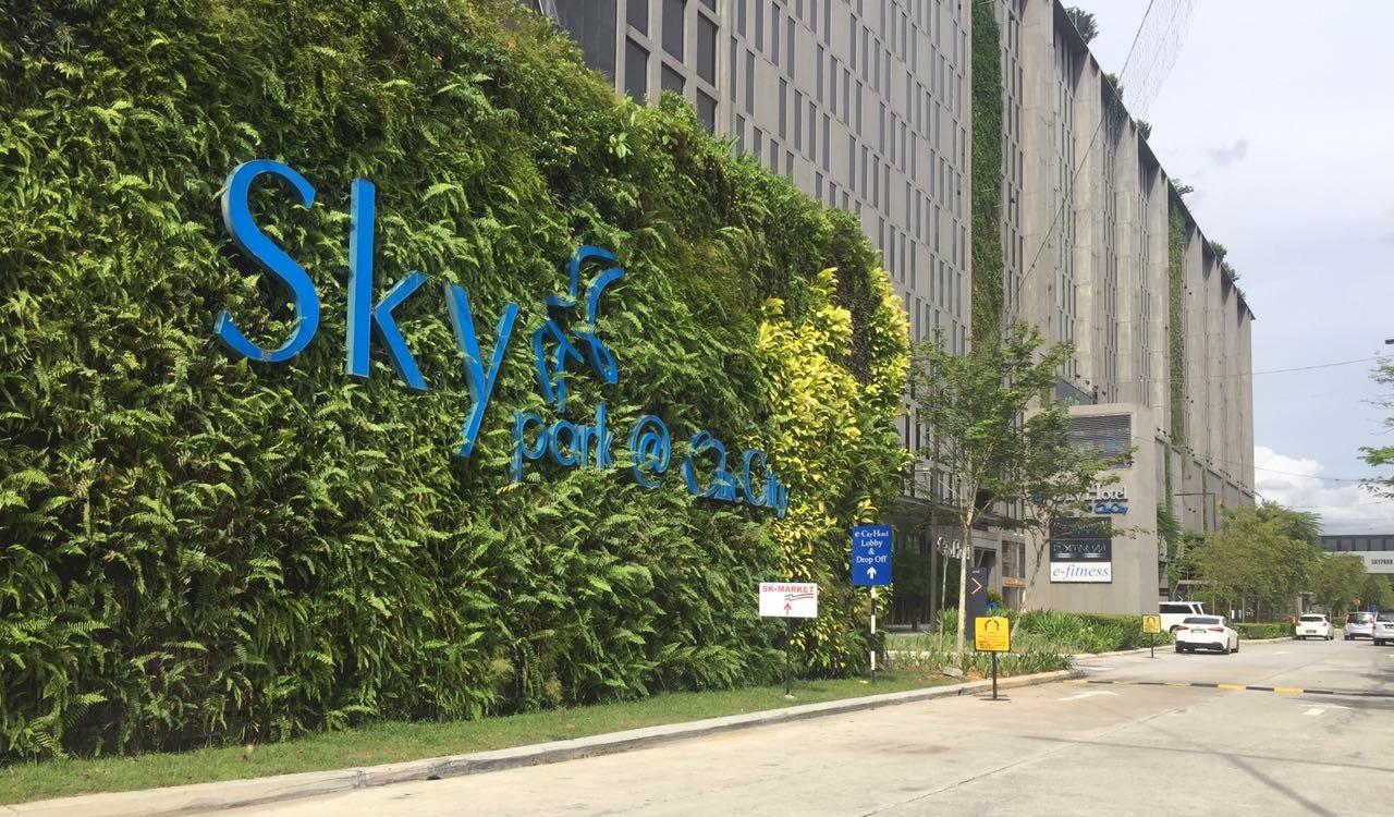 One City Sky Park, Subang